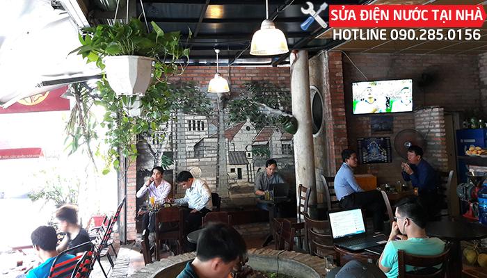 Thợ sửa điện nước tại nhà Quận Bình Tân Hotline 0902850156