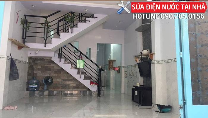 Thợ sửa điện nước tại nhà Quận Phú Nhuận Hotline 0902850156
