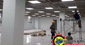 Sửa điện tại nhà Quận 11 - Thợ sửa chữa điện nước Quận 11