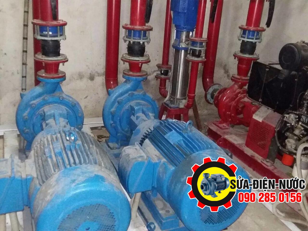 Sửa máy bơm nước Quận 11 - Thợ Sửa máy bơm nước tại nhà