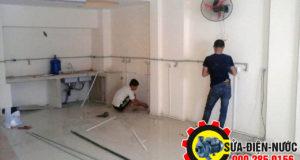 Sửa điện tại nhà Quận 5 - Thợ sửa chữa điện nước Quận 5