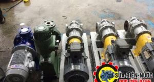 Sửa máy bơm nước tận nơi tại Quận 1 - Thợ sửa máy bơm nước