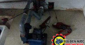 Sửa máy bơm nước Quận Tân Phú - Sửa máy bơm nước tại nhà