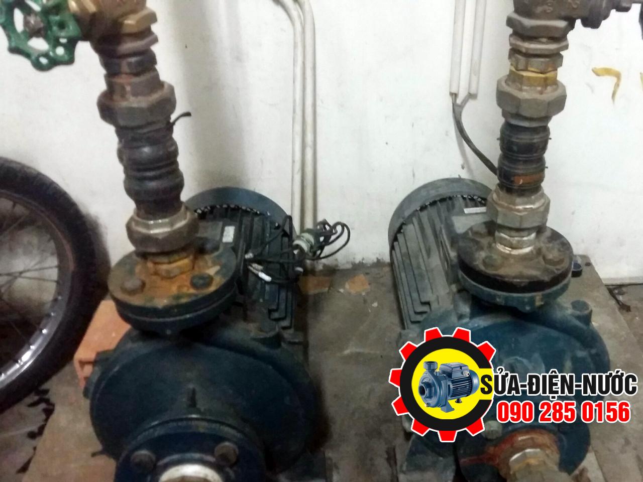 lắp đặt hệ thống đường ống nước sinh hoạt tại Bình Tân