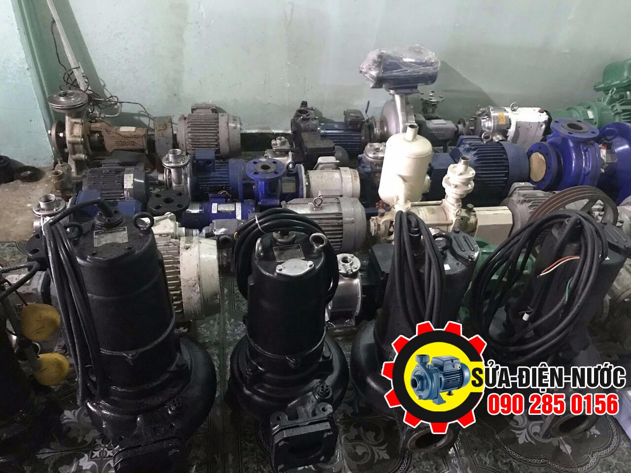 Sửa máy bơm nước tại Vĩnh Lộc Bình Chánh 0902 850 156