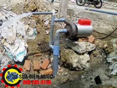 Sửa máy bơm nước quận Gò Vấp 24/24