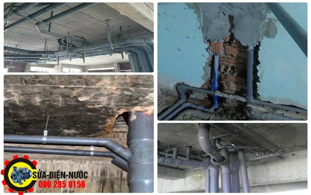 Sửa điện nước tại nhà huyện Hóc Môn 24/24