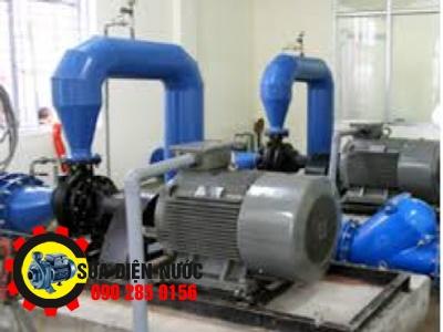 Sửa máy bơm nước quận 9 uy tín chất lượng