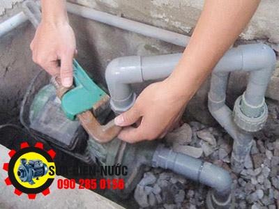 Sửa máy bơm nước quận 8 uy tín